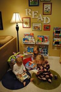 Changes Psychology kids reading