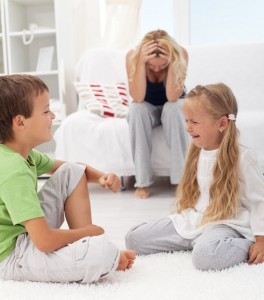 Changes Psychology parent and sibling rivarly