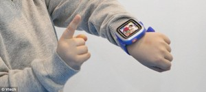 Changes Psychology child with watch